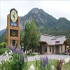 Flying Saddle Resort - Full service resort 34 miles south of Jackson Hole & a short, scenic drive to Grand Teton National Park. Cabin Cottages, indoor pool, hot tub, fitness center & onsite dining.