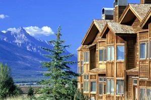 Spring Creek Ranch & Spa - Unforgettable : Perched above Jackson with amazing views of the Tetons.