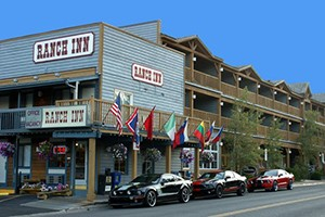 Ranch Inn - 30% OFF 3 Night or More Stays! :: Great location and value in downtown Jackson Hole, just one block from the historic town square! Quality lodging at an affordable price. Park or walk to any downtown location!