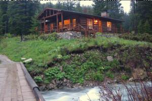 Flat Creek Ranch - Luxury Wilderness Retreat