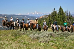 Goosewing Ranch | See Spectacular Teton Summer