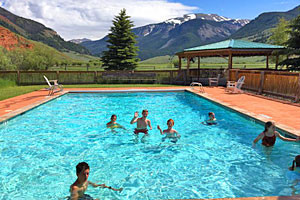Swim & Fish at the Red Rock Ranch