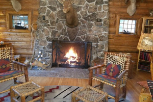 Red Rock Ranch - family cabins & lodge