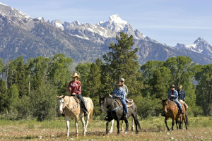 Best Dude Ranches in Jackson Hole Inclusive | DRA
